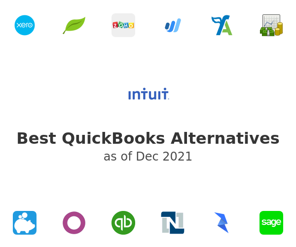 Best QuickBooks Alternatives