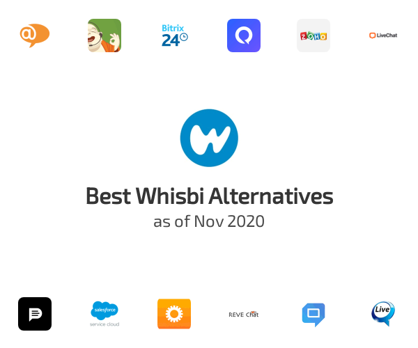 Best Whisbi Alternatives