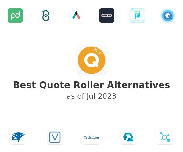 Best Quote Roller Alternatives
