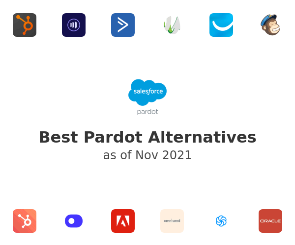 Best Pardot Alternatives