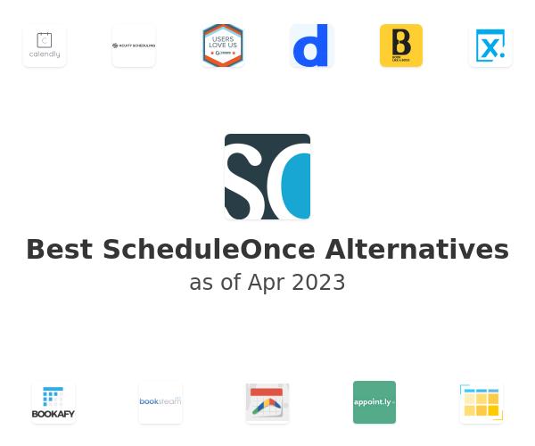 Best ScheduleOnce Alternatives