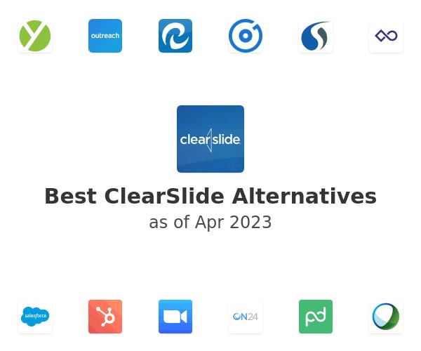 Best ClearSlide Alternatives