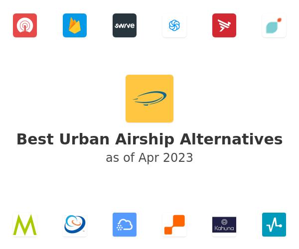 Best Urban Airship Alternatives