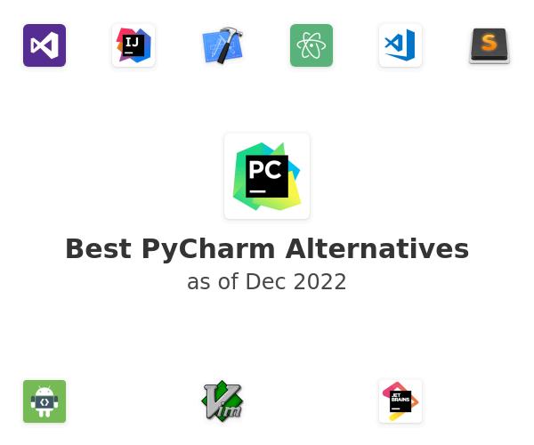 Best PyCharm Alternatives