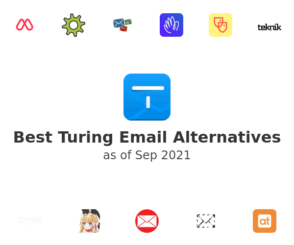 Best Turing Email Alternatives