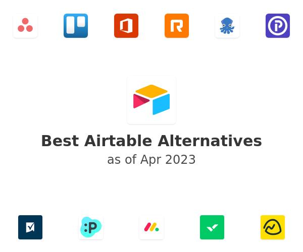 Best Airtable Alternatives