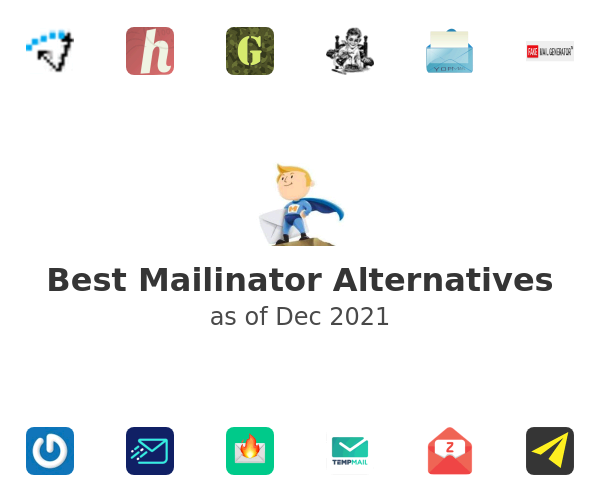 Best Mailinator Alternatives