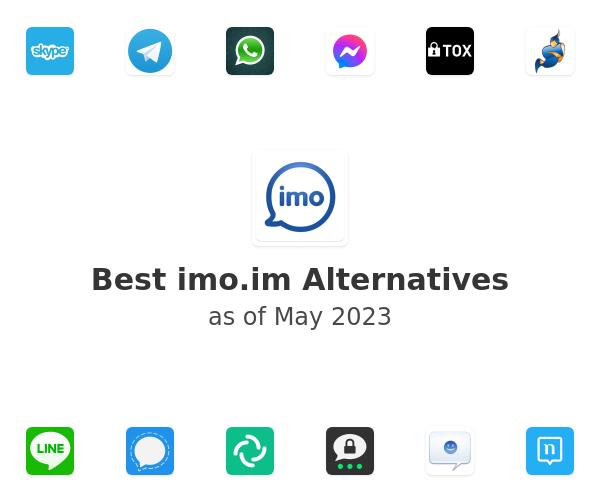 Best imo.im Alternatives