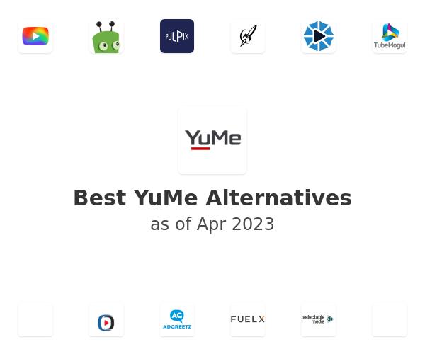 Best YuMe Alternatives