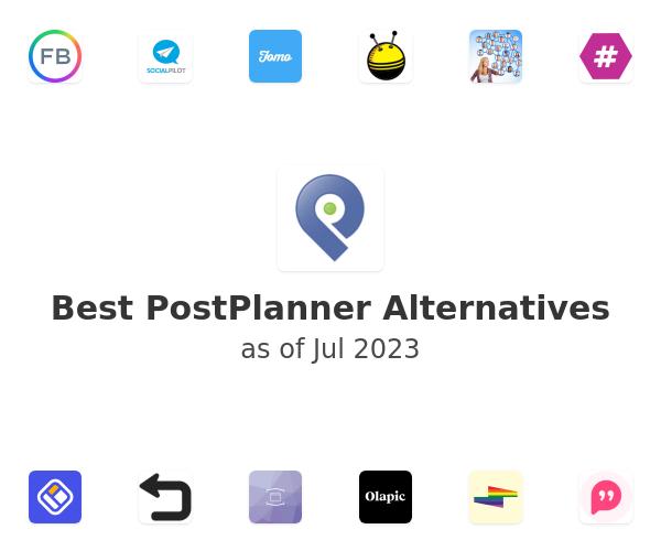 Best PostPlanner Alternatives