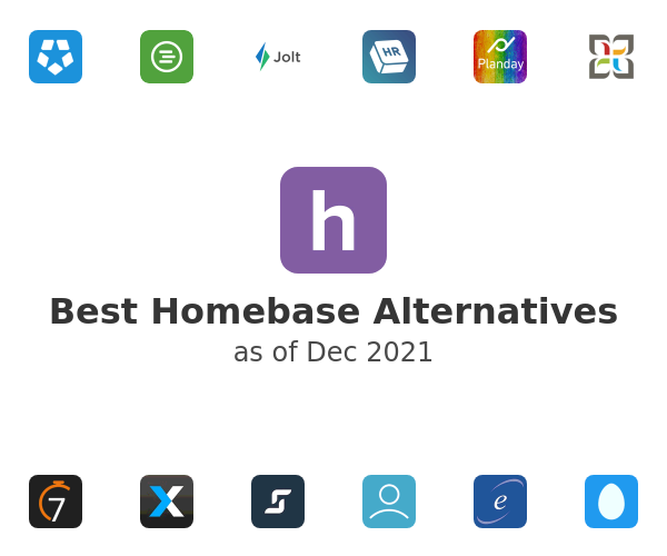 Best Homebase Alternatives