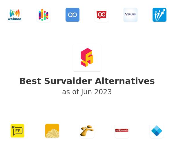 Best Survaider Alternatives
