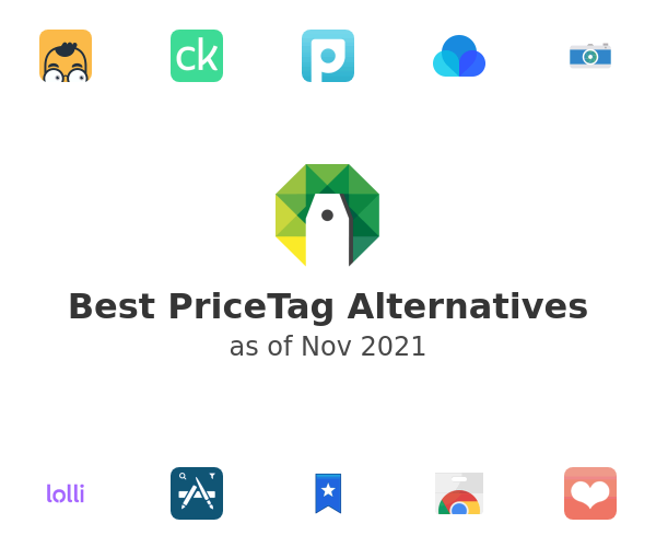 Best PriceTag Alternatives