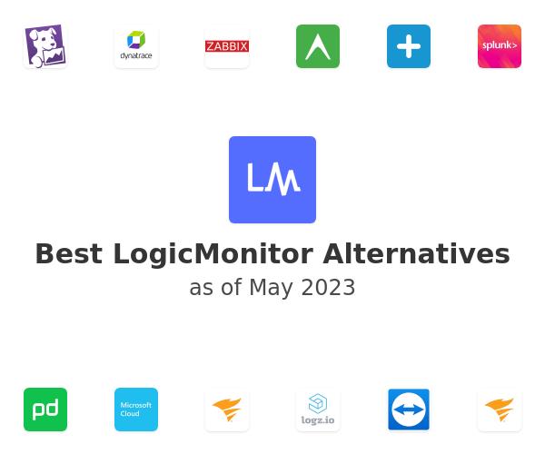 Best LogicMonitor Alternatives