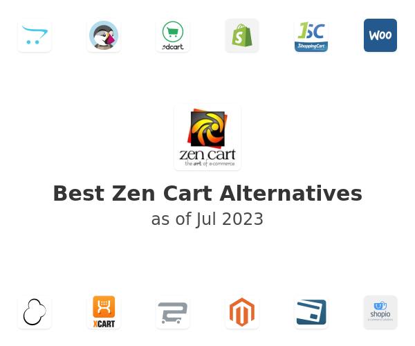 Best Zen Cart Alternatives