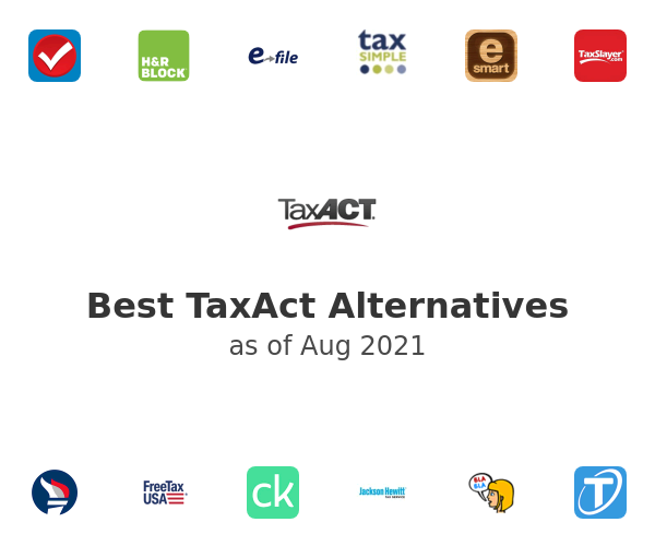 Best TaxAct Alternatives