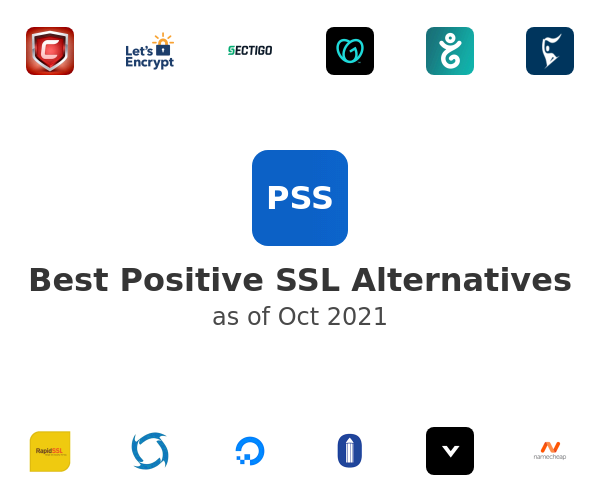 Best Positive SSL Alternatives
