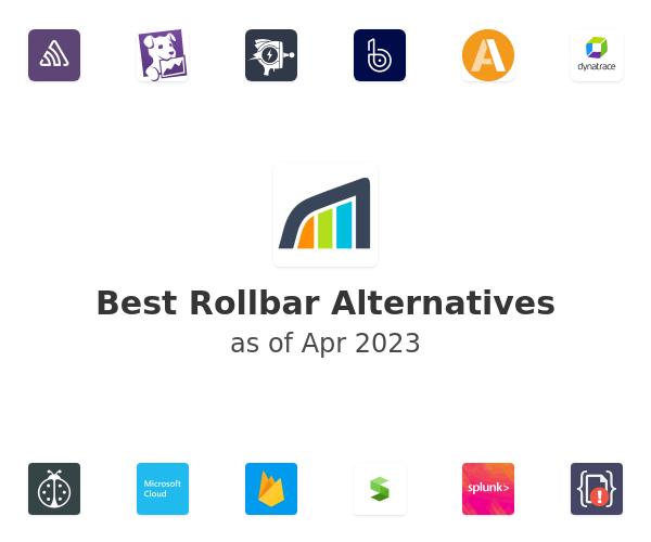 Best Rollbar Alternatives