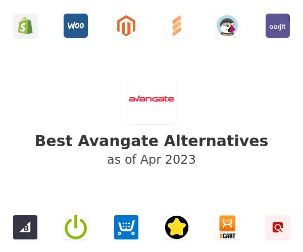 Best Avangate Alternatives