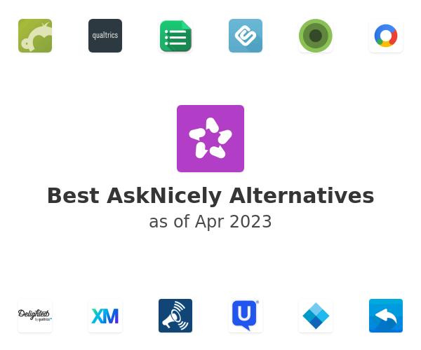 Best AskNicely Alternatives