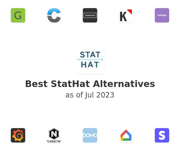 Best StatHat Alternatives