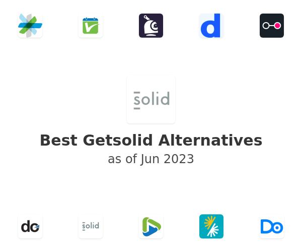 Best Getsolid Alternatives