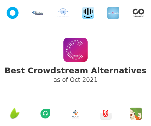 Best Crowdstream Alternatives