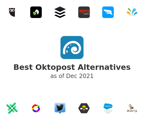 Best Oktopost Alternatives