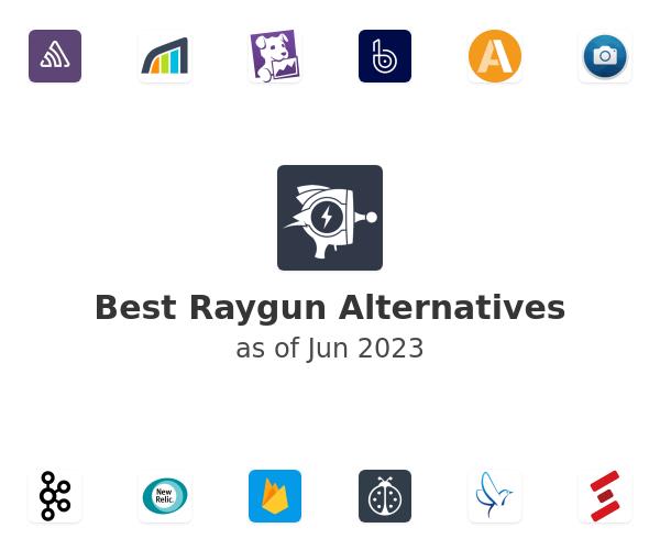 Best Raygun Alternatives