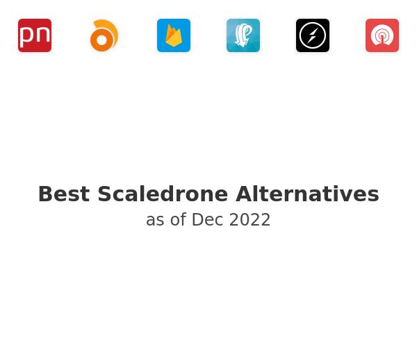 Best Scaledrone Alternatives