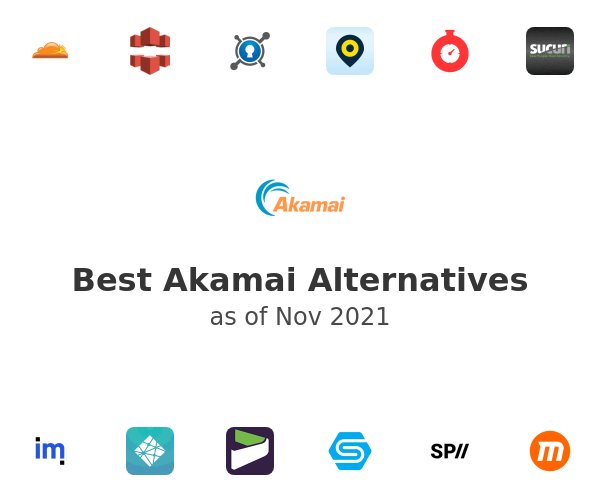 Best Akamai Alternatives
