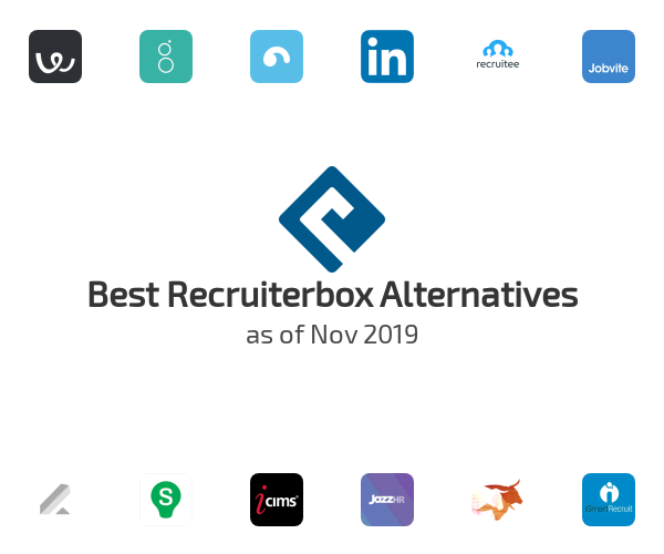 Best Recruiterbox Alternatives