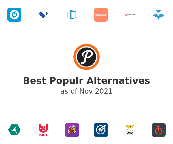 Best Populr Alternatives