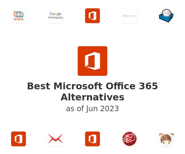 Best Microsoft Office 365 Alternatives