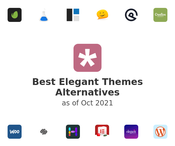 Best Elegant Themes Alternatives