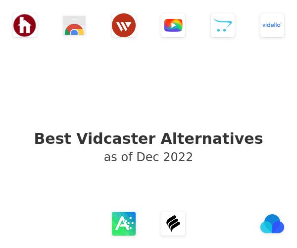 Best Vidcaster Alternatives