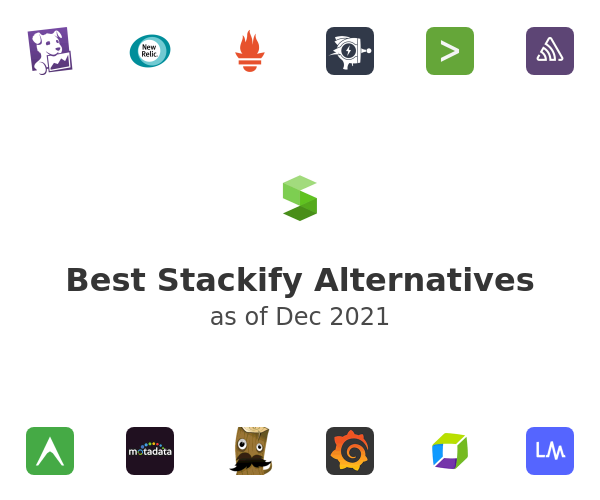 Best Stackify Alternatives