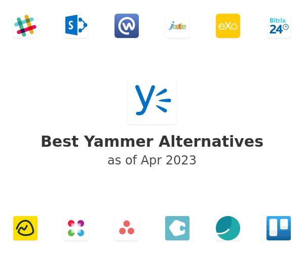 Best Yammer Alternatives