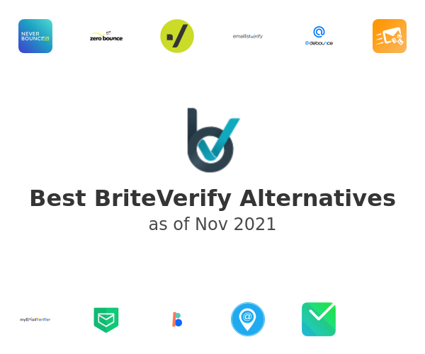 Best BriteVerify Alternatives