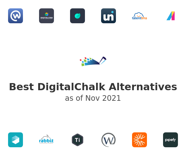 Best DigitalChalk Alternatives