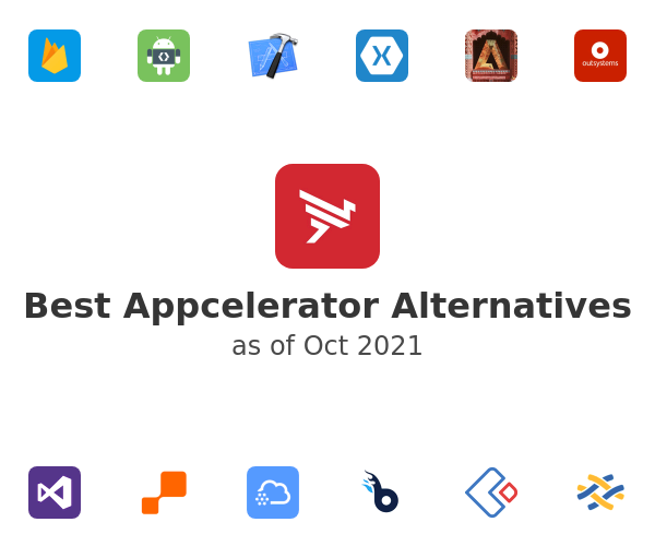 Best Appcelerator Alternatives