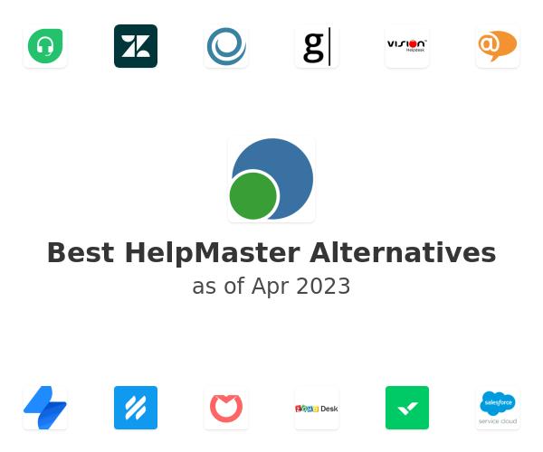 Best HelpMaster Alternatives