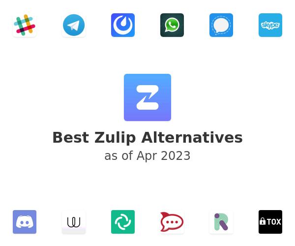 Best Zulip Alternatives