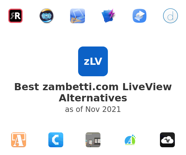 Best LiveView Alternatives