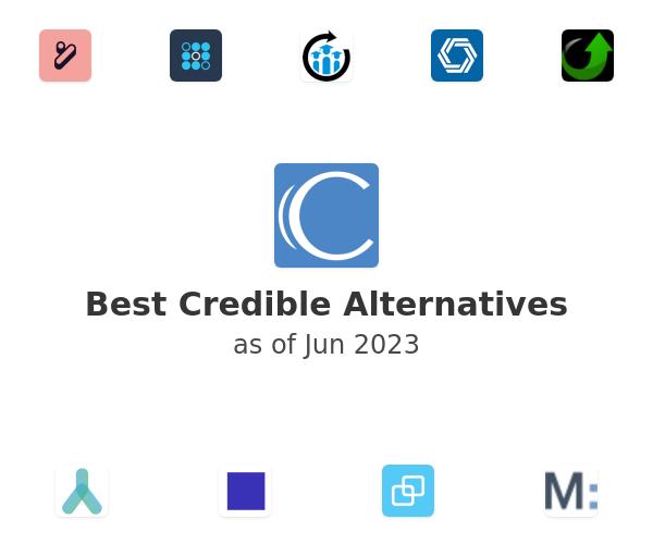Best Credible Alternatives
