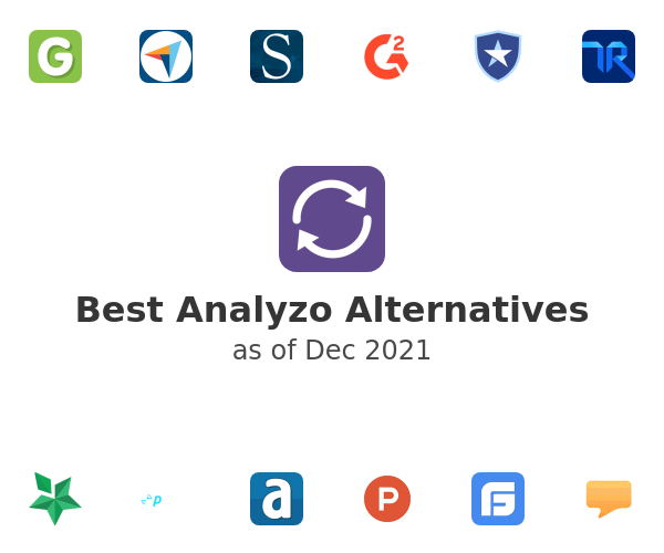 Best Analyzo Alternatives