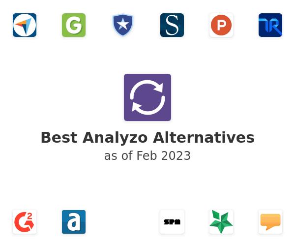 Best Analyzo Alternatives