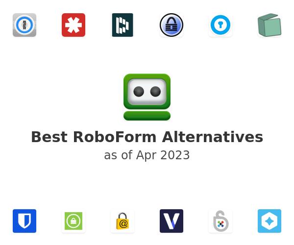 Best RoboForm Alternatives