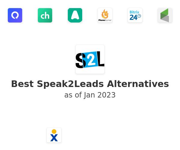 Best Speak2Leads Alternatives