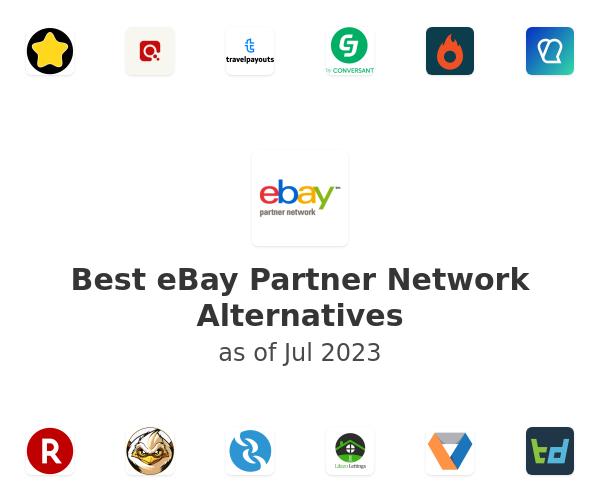 Best eBay Partner Network Alternatives